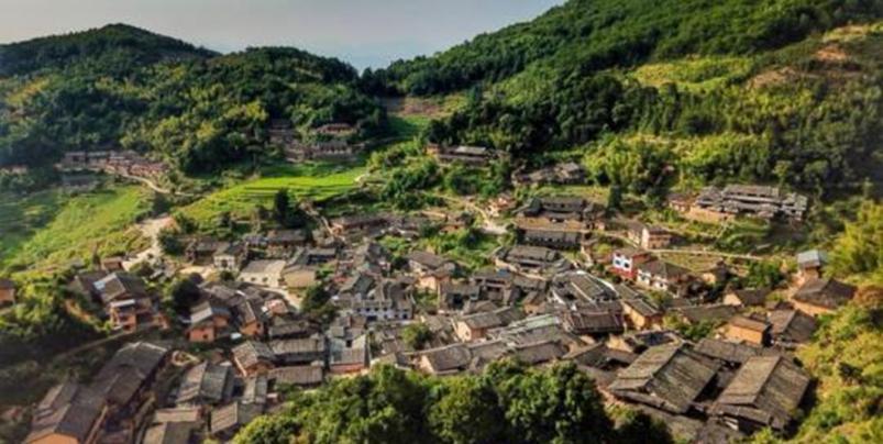 """探访""""中国历史文化名村""""桂峰"""