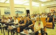 名家賞析 翰墨情懷—— 徐培晨藝術理論研討會在人民大會堂舉行