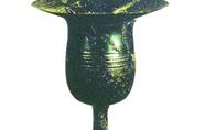 龙山蛋壳黑陶杯