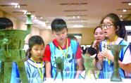 暑期活动精彩纷呈 利来国际娱乐成青少年第二课堂