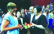 萨雷马歌剧节迎来首个亚洲歌剧表演艺术团
