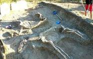 """考古发现5000年前的""""罗密欧与朱丽叶"""""""