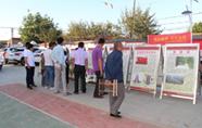 陇东古石刻艺术博物馆开展流动展览进乡村活动