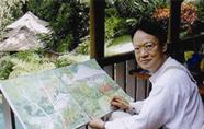 台湾作家刘墉百余件绘画作品在辽宁展出