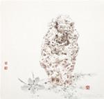 青年书画家山水主题展在南京开幕