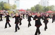 佛山将广场舞展演打造成全民文化活动品牌