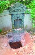 广东恩平600年明朝古墓被盗