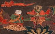 丝线的佛祖:奈良国立博物馆展示