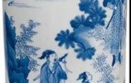 丘处机见成吉思汗 为何出现在崇祯瓷上