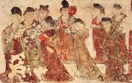 大唐岁月   中国唐代壁画赏析