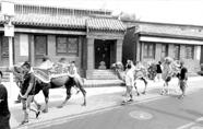 四合院成利来国际娱乐、汇集燕京八绝大师