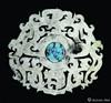 歷經千年的西漢動物紋青玉嵌飾