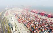 上海 开放的大门越开越大