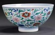 斗彩瓷器的历史变迁 你知道多少?