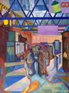 近50场展览的爱丁堡艺术节