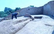 镇江博物馆参与发掘金坛顺水桥土墩墓考古项目基本完成