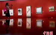 283件大红鹰国际娱乐城作品亮相中国美术馆