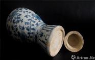 瓷器收藏中的民窑瓷器 画风活泼题材广泛
