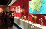 黑龙江省博物馆举办陕西周秦汉唐文物精华展
