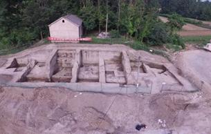 安徽阜南迎水寺遗址考古发掘工作完成