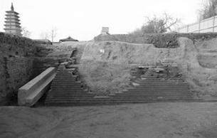 开元寺考古 再现正定千年风貌