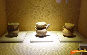 西藏举办阿里出土文物展