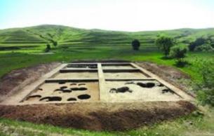 蒙古国发现现疑似匈奴统治中心遗址