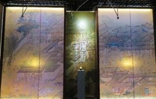 上海金山博物馆馆藏古代灯具展走进嘉兴