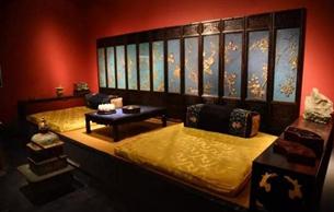中国故宫文物在雅典展出 希腊总统出席开幕式