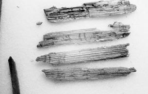 考古文博学院在太原发现西汉木质简牍等文物