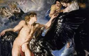 阿富汗珍宝展之:石膏盘上的希腊神话