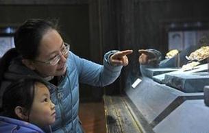 江西省博物馆藏明代王妃首饰精品展巡展启动