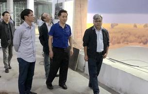 浙江自然博物馆安吉馆开馆推进领导小组第一次专题会议