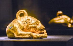 金色记忆——中国十四世纪前出土金器特展