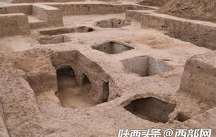 千阳发现西汉组合式陶窑 出土多件文物