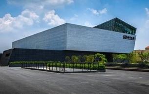 去佛山博物馆看黄君璧画展