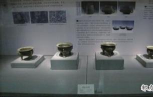 山东博物馆展出小邾国珍贵文物