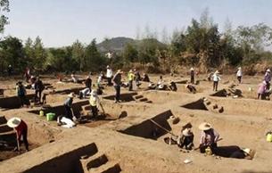 湖北黄州发掘商周遗址 填补鄂东古人类文化遗存