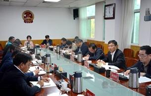 陕西省文物局在铜川调研文物保护利用工作