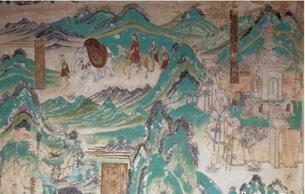敦煌石窟里的古代重阳:古老养生大法揭示健康秘笈