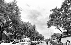 """雍和宫大街重塑""""慢街素院"""""""