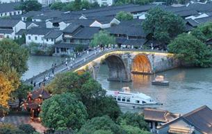 一座拱宸橋半部杭州史 沒有圍墻的博物館延續城市記憶