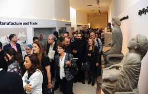 叙利亚国家博物馆重新向公众开放