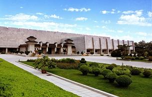 秦陵博物院邀请李新伟讲授科潘遗址考古发现