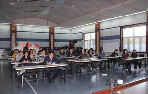 """济南市博物馆举办""""刘墉的书法与伪作""""公益文物讲座"""