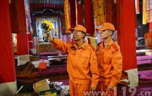 彭景晖:保障文物建筑消防安全