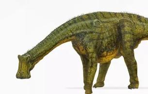 考古学家发现1.1亿年前的食草恐龙新物种
