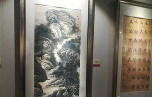 60余幅国学主题书画作品展出 展览看点有哪些?