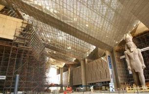大埃及博物馆开放时间推迟至2020年