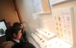 临沂公布凤凰岭细石器考古发掘成果